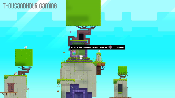"Fez – ""Forgiving Perception"""