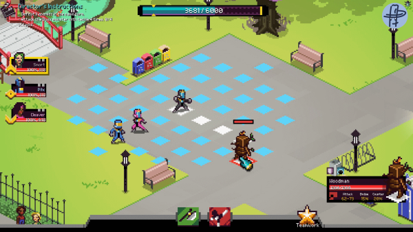 "Chroma Squad – ""Little, Pixely, Fun"""