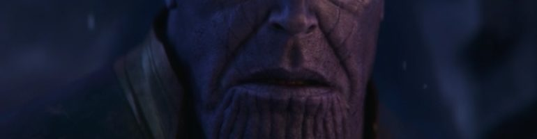 Why Thanos is Infinity Wars Weakest Link