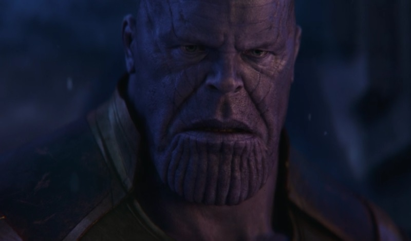 Thanos' Dully Something